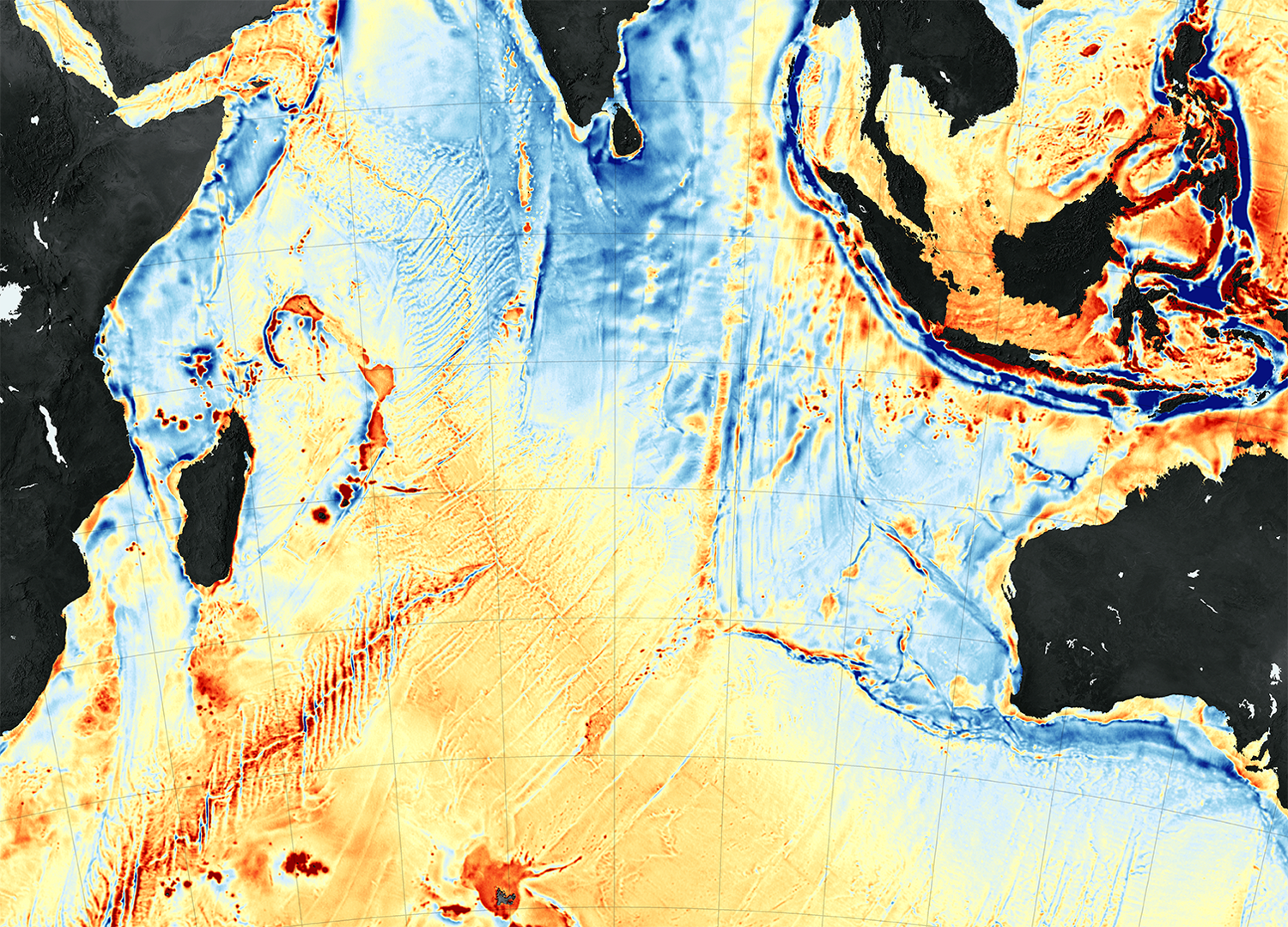 Innovation in seabed mapping
