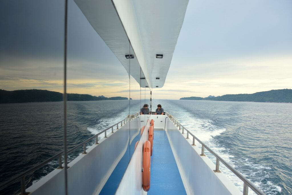 The real impact of the support vessel - equipment-and-accessories
