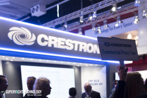 Crestron - Press Tour